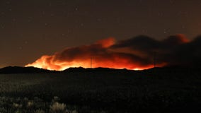 Beckwourth Complex fire north of Lake Tahoe advances as heat wave blankets Western US