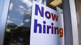 American unemployment claims fall to 360,000, another pandemic low