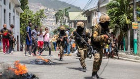 Haiti requests US to send troops: 'We need help'