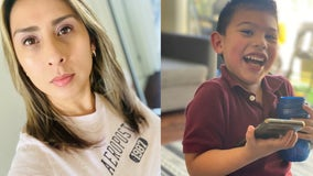 Belmont police seek public's help locating missing mother and 3-year-old son