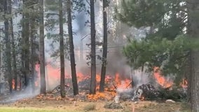 6 people killed in Truckee plane crash, cause under investigation