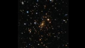 NASA shares audio that represents all of the galaxies in space