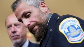 Audio reveals slurs, threats toward DC cop after Capitol riot commission testimony