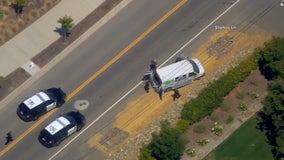 Man driving stolen U-Haul van arrested following police pursuit in Vacaville