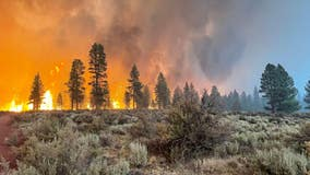 Weather remains a concern as western wildfires intensify