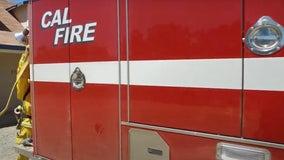 Crews responding to small vegetation fire in Benicia