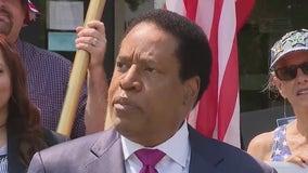 Radio host Larry Elder files lawsuit over California governor recall election ballot