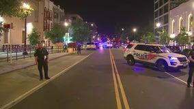 Shooting in Washington DC sends patrons running, two injured