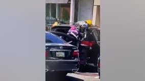 Oakland police looking for suspect in brazen auto break-ins along Lakeshore Ave.
