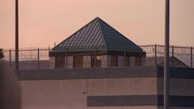Investigators question warden at California women's prison