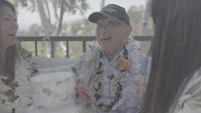 East Bay native, Japanese internment camp survivor is celebrated as he turns 100