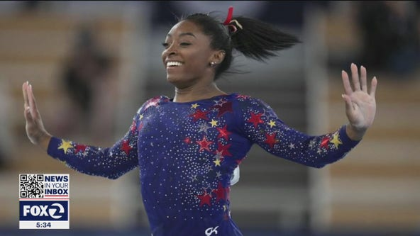Simone Biles Olympics withdrawal puts spotlight on athletes' mental health
