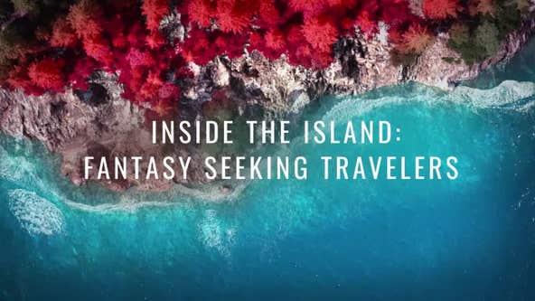 Fantasy Island premiere