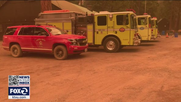 Fight to contain massive Dixie Fire in Butte County continues as blazes surpasses 181,000 acres