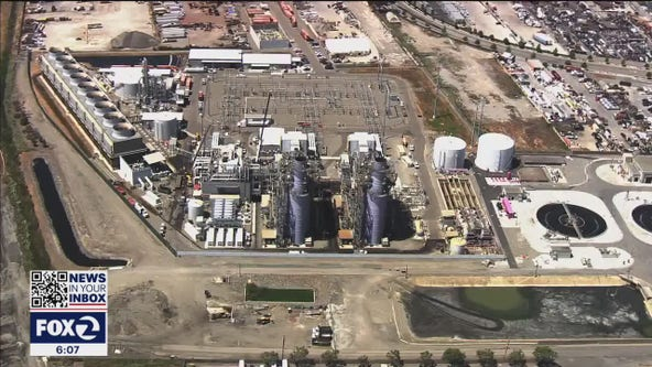 Hayward power plant approved to restart following massive turbine explosion