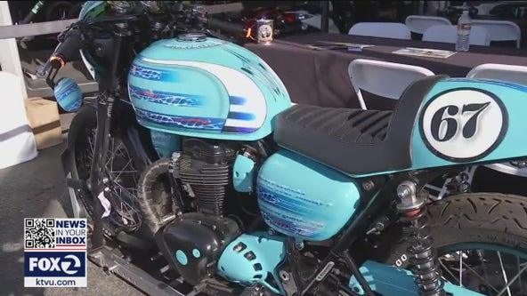 Danville family raising awareness about FH disease through motorcycle racing in Sonoma