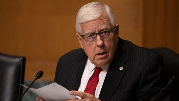 Former US Sen. Mike Enzi of Wyoming dies at 77 after bicycle accident