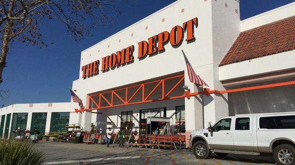 Deputies investigating armed robbery at San Carlos Home Depot