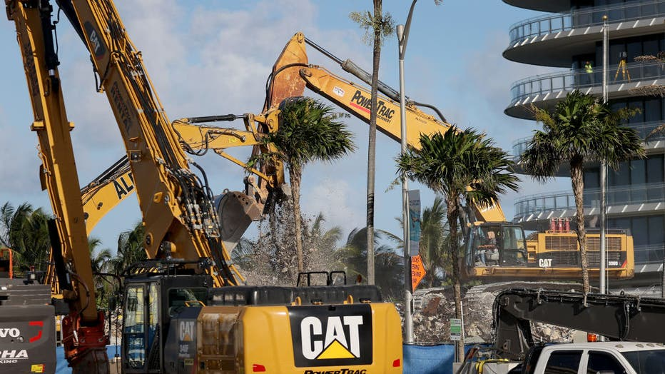 92 Victims Identified In Collapsed Surfside Condo As Search Nears End