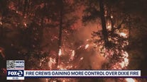 Dixie Fire containment grows while Bootleg Fire challenges remain