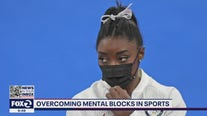 How athletes can overcome mental blocks