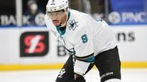 Sharks' Evander Kane denies game-fixing, gambling allegations from wife