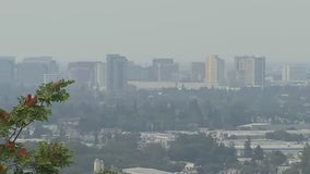 Spare the Air alert extended through Tuesday due to smog and wildfire smoke