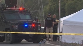 Fremont police say they fatally shot a shooting suspect