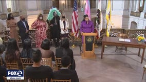 San Francisco announces creation of country's first Transgender History Month