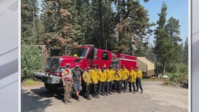 Camp Sacramento survives fire, but fate of Berkeley's Echo Lake Camp is unknown