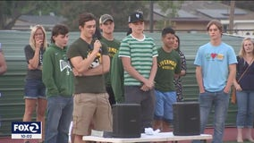 Vigil held after crash kills Livermore High School student, 5 others injured