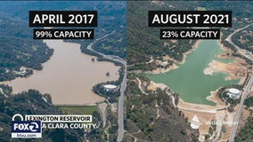 Troubling new images show how severe the drought is in the South Bay