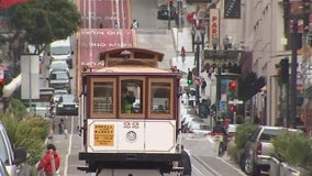 San Francisco cable cars are now running