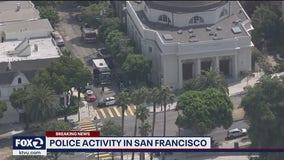 Suspicious device found near San Francisco's Dolores Park, police say