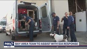 Oakland-based FEMA team heads to help in Hurricane Ida rescue