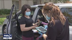 Bay Area parents juggle full-time jobs while elementary school students quarantine
