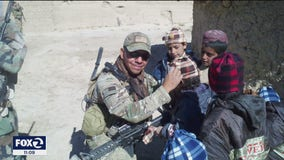 Was it all for nothing? U.S. Army vet watches chaos unfold in Afghanistan