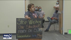 Tensions high as San Jose Unified votes to keep police officers for after-school activities