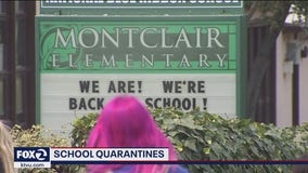 'I just didn't think it was going to happen on day one': Oakland schools students exposed to COVID