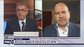 Previewing the California Republican debate in Newsom recall