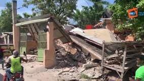 7.2 magnitude earthquake strikes Haiti; at least 227 killed