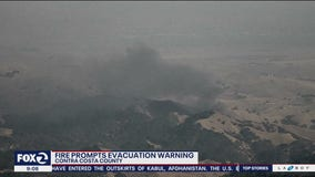 Old School Fire in Contra Costa County burns 5 acres, 75% contained