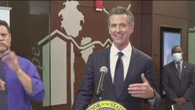 Newsom touts $123 billion education package for reopening schools