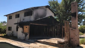 Severely fire-damaged home in Walnut Creek sells for $1M cash