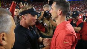 49ers hosting Raiders at Levi's Stadium in final preseason game