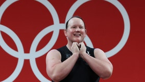 Transgender weightlifter Laurel Hubbard makes history at Olympics