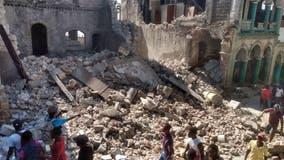 At least 304 dead, over 1,800 hurt after powerful quake slams Haiti