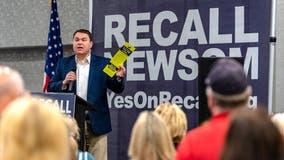 California Gov. Newsom holding 4-day 'Vote No' rally to fight the recall