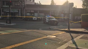 Shooting at Oakland barber shop leaves two people wounded