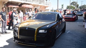 Police to step up patrols for final weekend of Monterey car week